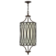 Hinkely Walden 3 Light Pendant Light - London Lighting - 1