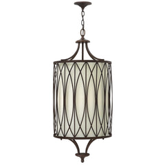 Hinkely Walden 4 Light Pendant Light - London Lighting - 1