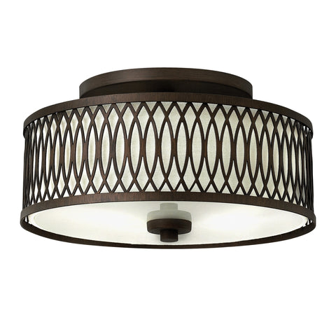 Hinkely Walden Flush Mount Light - London Lighting - 1