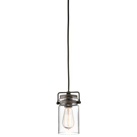 Kichler Brinley Mini Pendant Light - London Lighting - 1