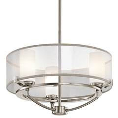 Kichler Saldana 3 Light Chandelier - London Lighting - 1
