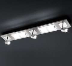 Grossmann Domino LED 72-272-063 - ID 2793