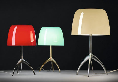 Foscarini Lumiere Small with Dimmer Table Lamp - London Lighting - 1