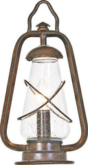 Miners Pedestal Lantern - London Lighting - 1