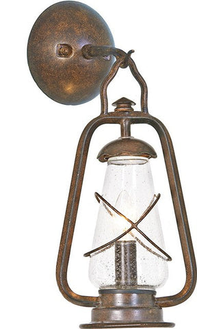 Miners Wall Lantern - London Lighting - 1