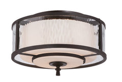 Adonis Flush Ceiling Light - London Lighting - 1