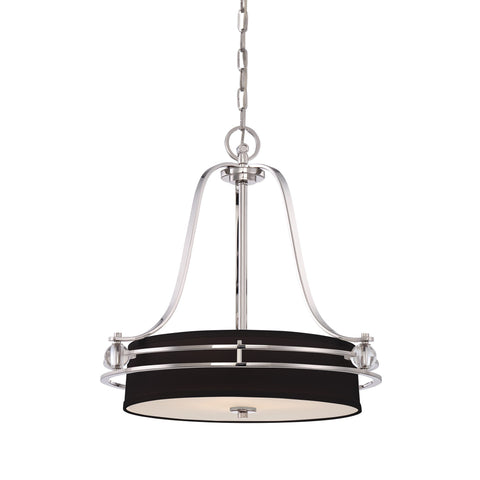 Quoizel Gotham Pendant - London Lighting - 1