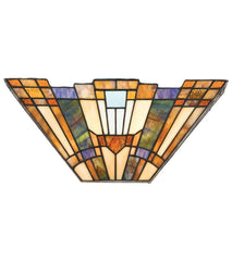 Quoizel Inglenook 2 Light Wall Uplighter - London Lighting - 1