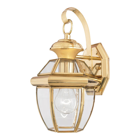 Quoizel Newbury Small Wall Lantern - London Lighting - 1