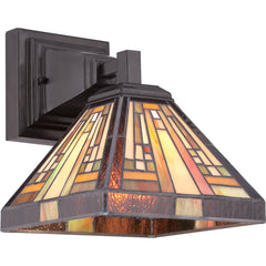 Quoizel Stephen 1 Light Wall Light - London Lighting - 1