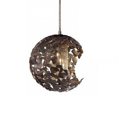 Twister 8 Light Suspension Pendant Light