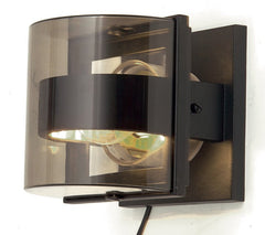 Lutec Delta 1838S Outdoor Wall Light - London Lighting - 1