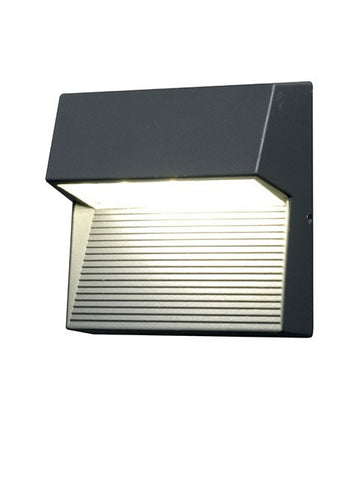 Lutec Radius SP SQ Outdoor Wall Light - London Lighting - 1