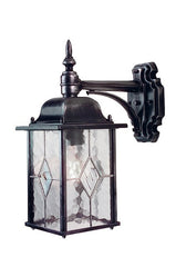 Wexford Down Wall Lantern - London Lighting - 1