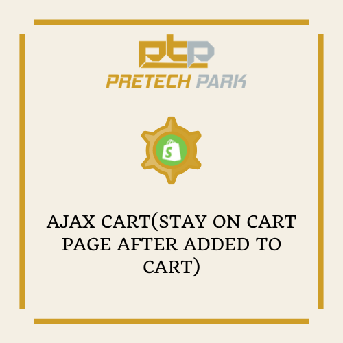 AJAX CART(STAY ON CART PAGE AFTER ADDED TO CART)