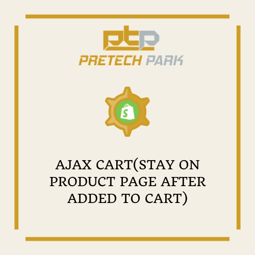 AJAX CART(STAY ON PRODUCT PAGE AFTER ADDED TO CART)