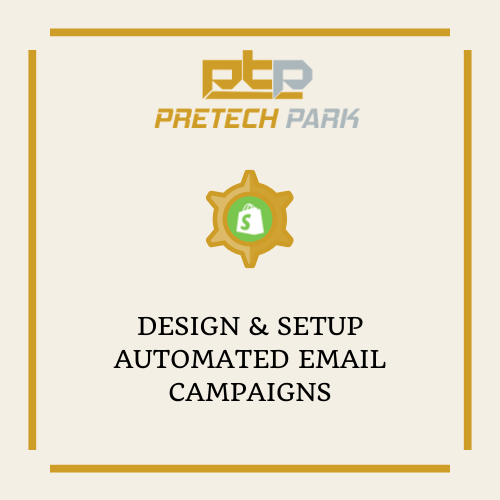 DESIGN & SETUP AUTOMATED EMAIL CAMPAIGNS