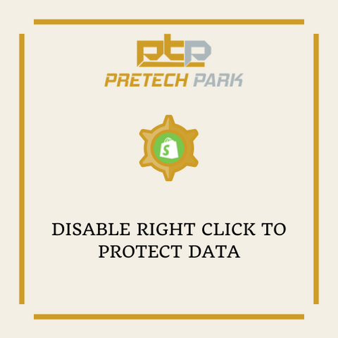 DISABLE RIGHT CLICK TO PROTECT DATA