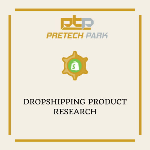 DROPSHIPPING PRODUCT RESEARCH