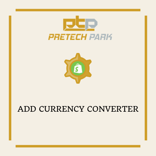 ADD CURRENCY CONVERTER