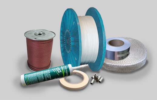 Accessories, Glass and Foil Tape, Adhesive, Crimp Connectors, Hook-Up Wire, Sleeving and more