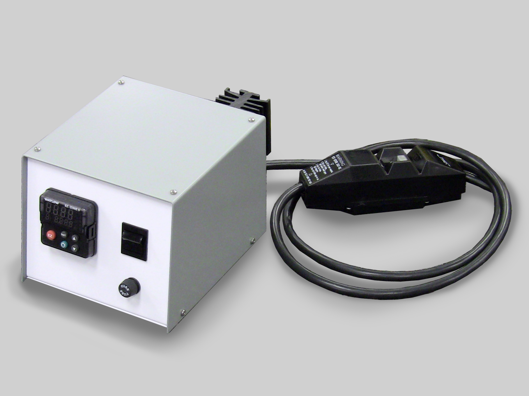 Bench Top Controller with Custom PID and ELCI Circuit Protection