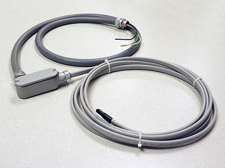 Trace Heater Cables, Pre-Finished with Lead and End Terminations