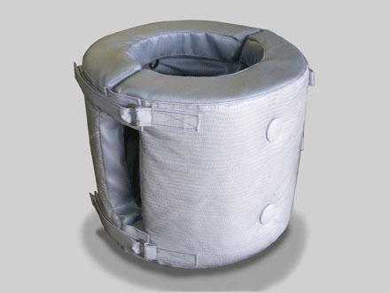 Pipe Support Insulation Jacket