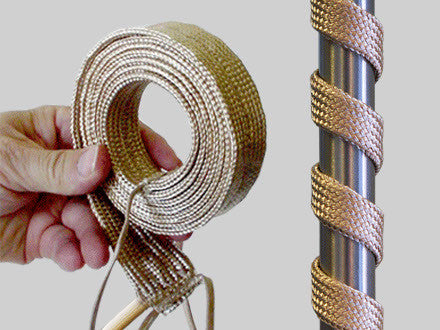 Heavy Insulated, Industrial Heating Tapes