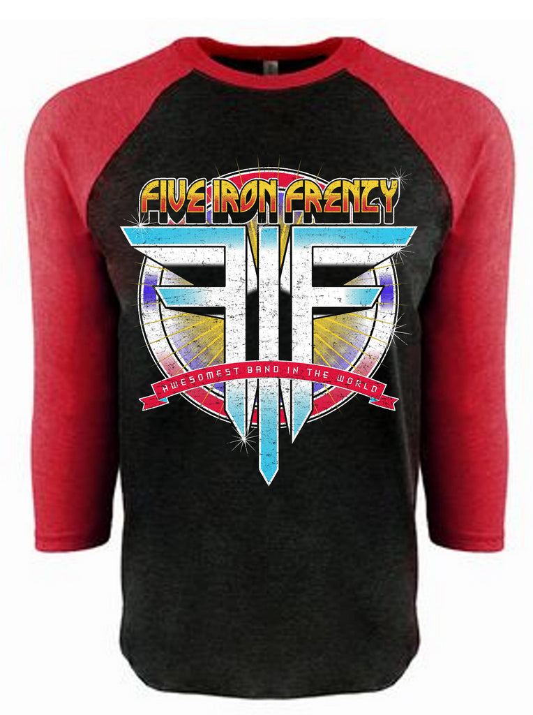 Awesomest Baseball Tee (XS, S only)