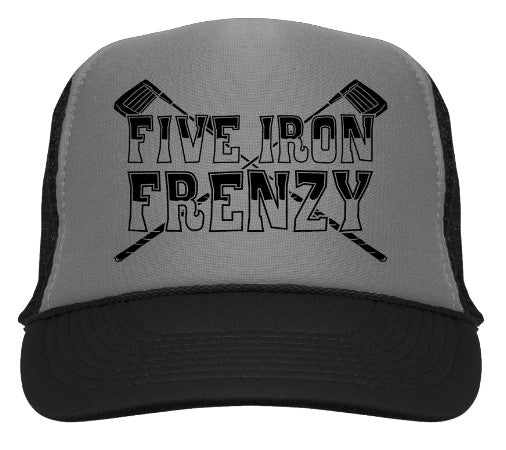 Cross Irons Trucker Hat