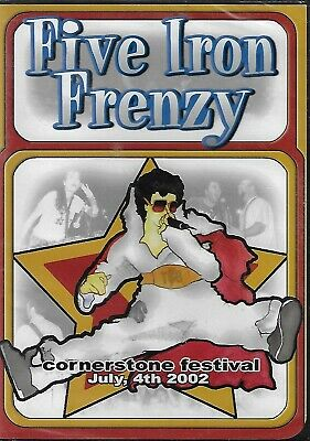 Five Iron Frenzy Cornerstone DVD