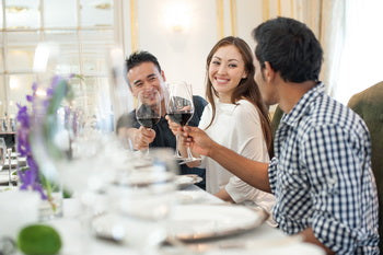 新年餐酒搭配 Wine Pairing Tips Party Wine