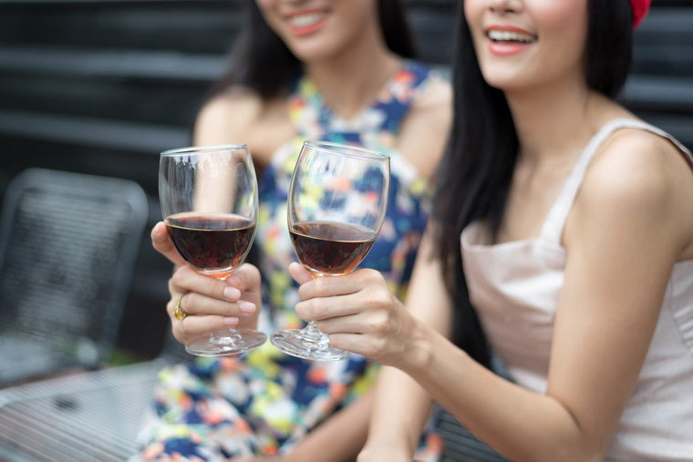 解酒食物 意大利紅酒 推介 Italian wine Wine for ladies