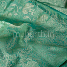 Load image into Gallery viewer, Kanjivaram Rexona Silk Saree With Ananda