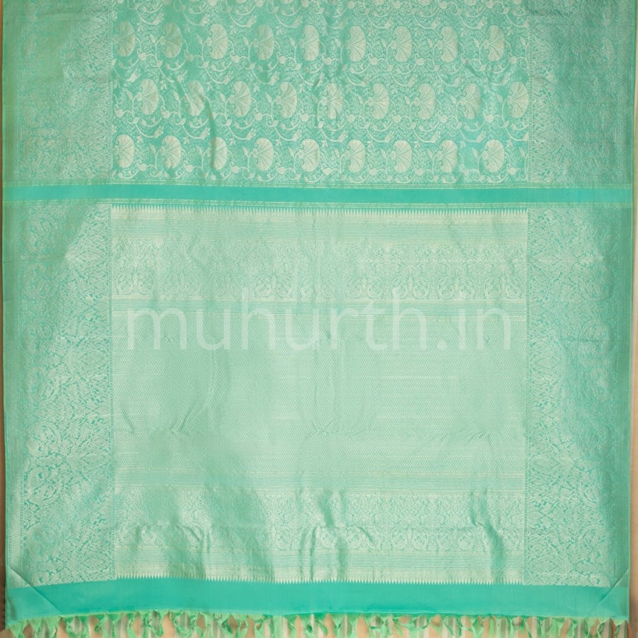 Kanjivaram Rexona Silk Saree With Ananda