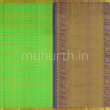 Load image into Gallery viewer, Kanjivaram Tiratchai Silk Saree