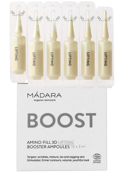 Ampoules Amino Fill 3D Lifting bio Madara
