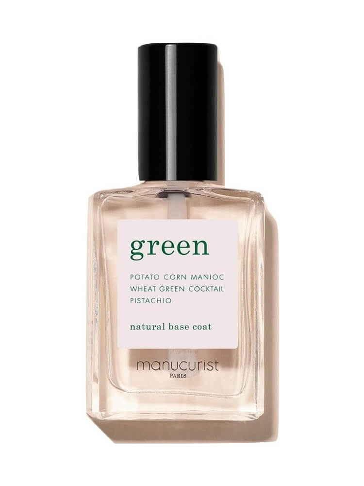 Base Vernis à Ongles green Manucurist