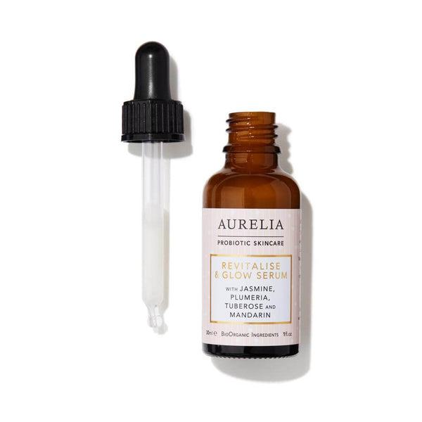 Sérum anti-âge Revitalise & Glow Aurelia Probiotic