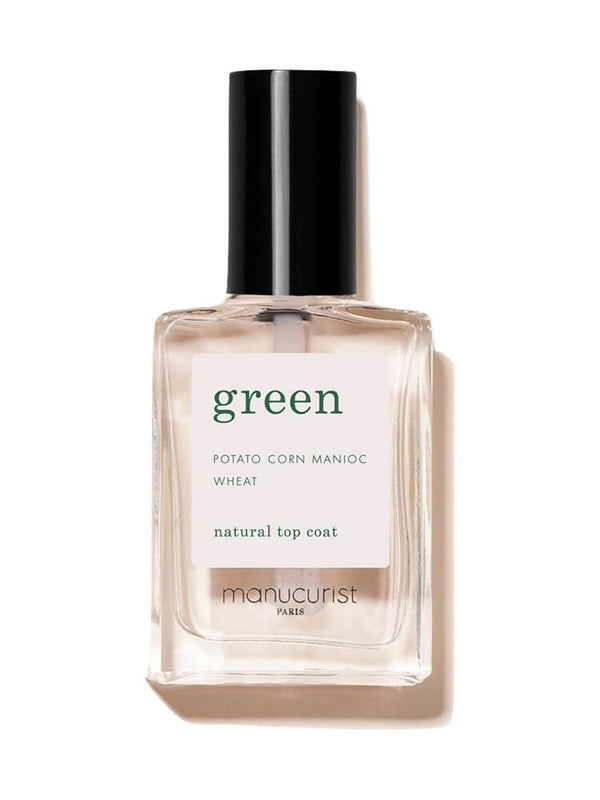 Top Coat Green Manucurist