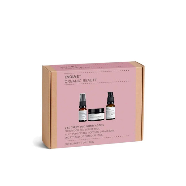 coffret anti age avolve beauty