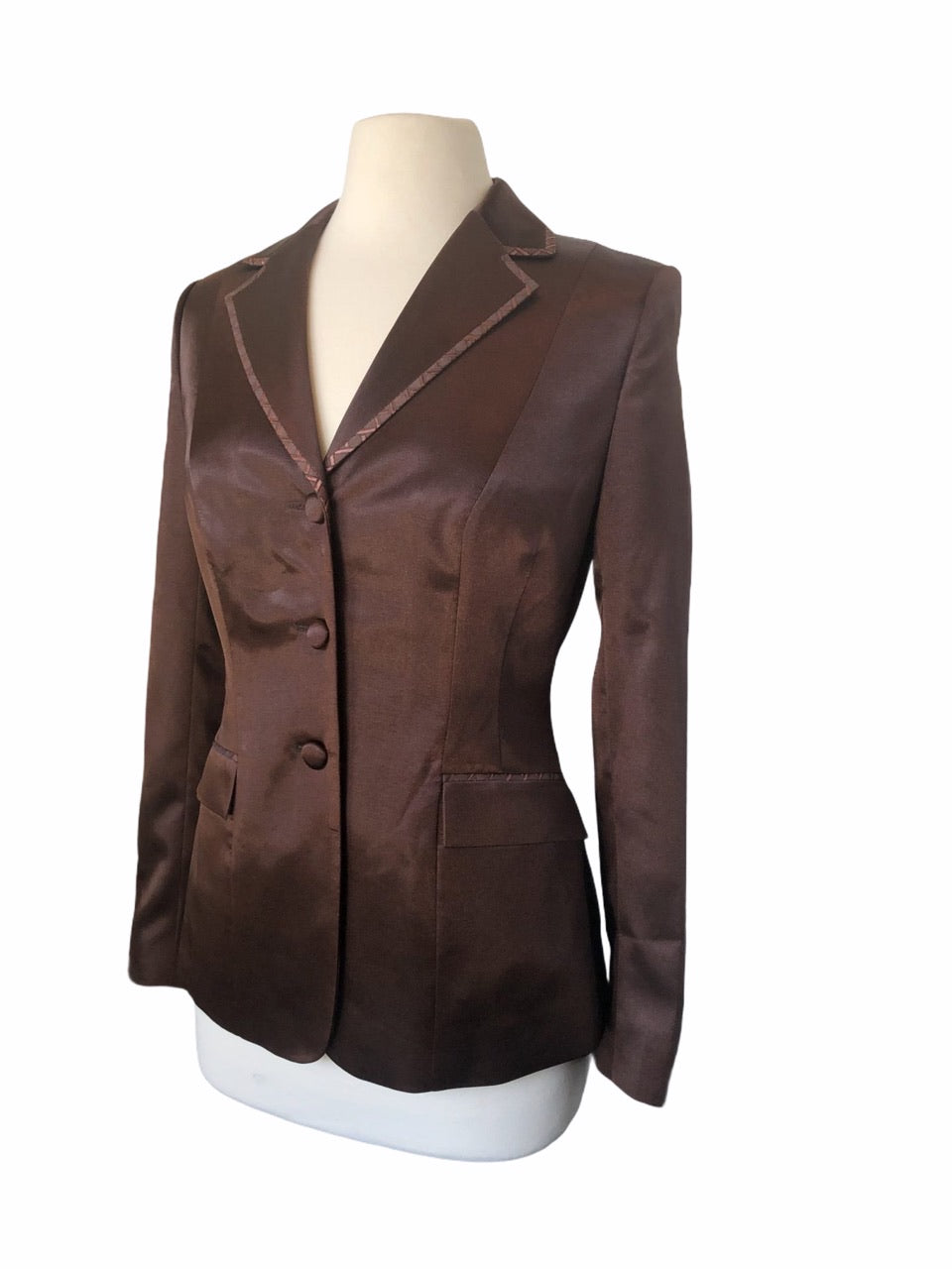 Brown Custom Jacket