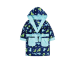 Load image into Gallery viewer, Dino all over|Hooded Robe for Boys