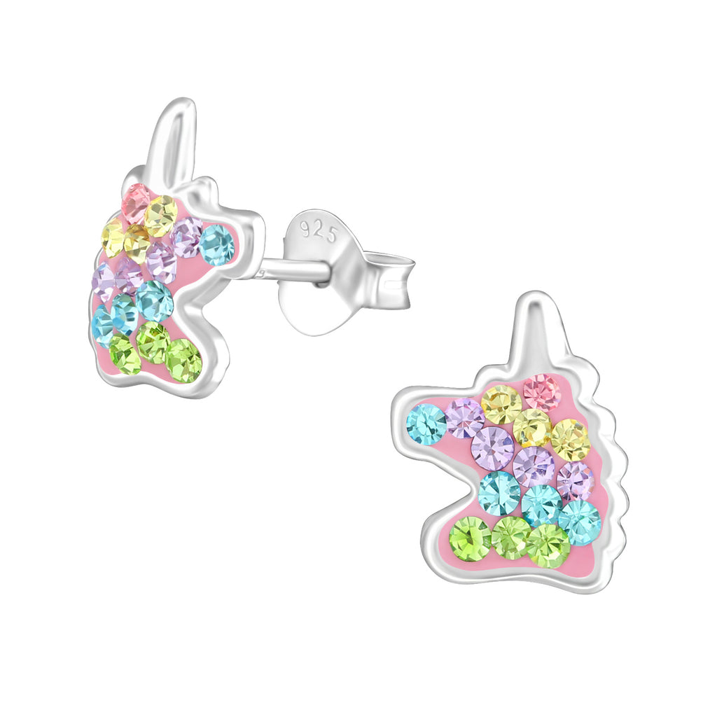 Girls' Stud Earrings - YanuKids.com