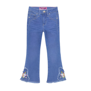 Little and Big Girls Jeans - YanuKids.com