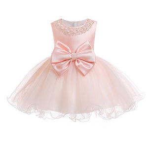 Pearly Princess Dress - YanuKids.com