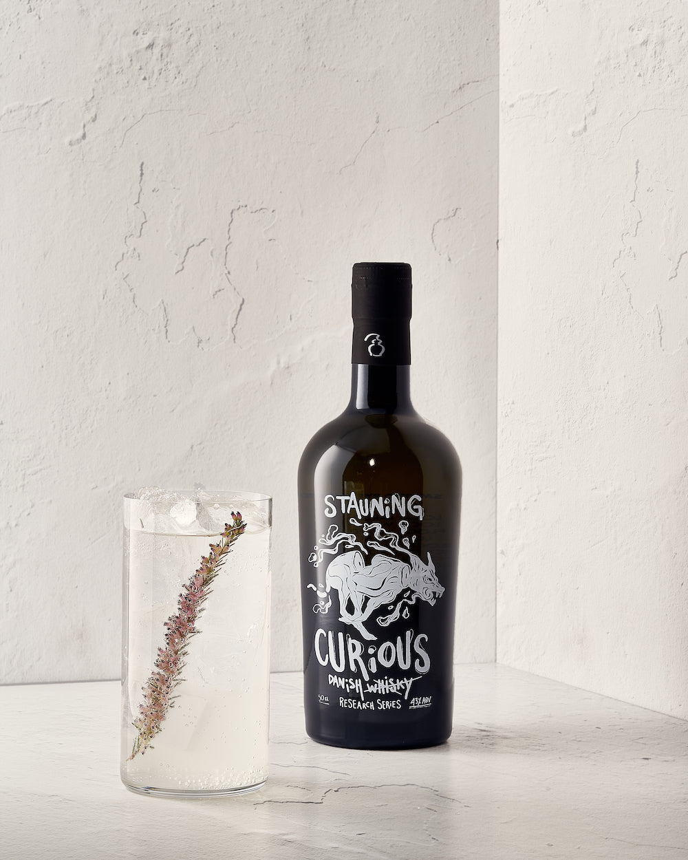 Curious ginger beer