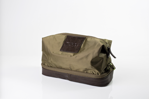 The TURO Dopp Bag - Army Green