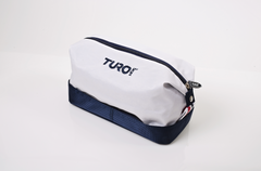 The TURO Dopp Bag - White Sailcloth
